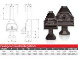 African Braai Supréme de Luxe 800 freestanding - complete_