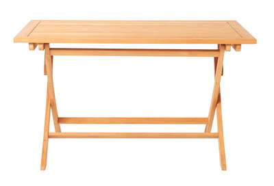 Teak ALEXIA folding table