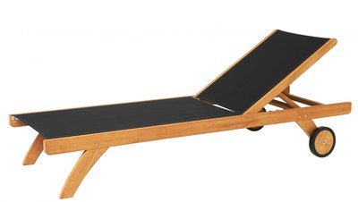 Teak KATE lounger
