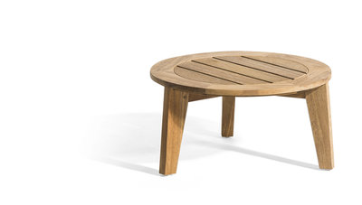Oasiq ATTOL teak side table 50 x26cm