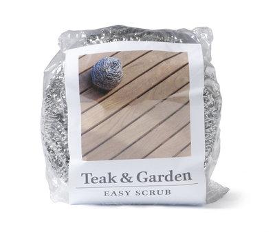 Teak & Garden Easy Scrub
