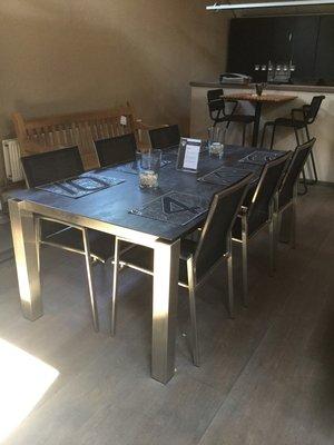 Showroom tafel-set Auris