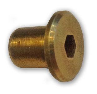 Brass Hex Nut (Inbus)