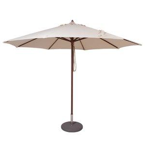 Borek Lugano Parasol Ø 350 cm (ecru)